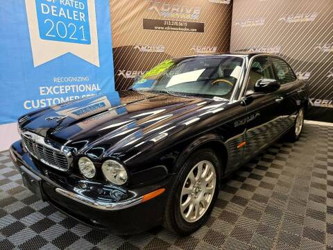 2004 Jaguar XJ-Series for sale at X Drive Auto Sales Inc. in Dearborn Heights MI