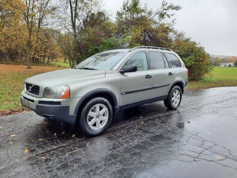 2006 Volvo XC90 for sale at Moundbuilders Motor Group in Heath OH