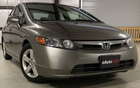 2007 Honda Civic for sale at eAuto USA in New Braunfels TX