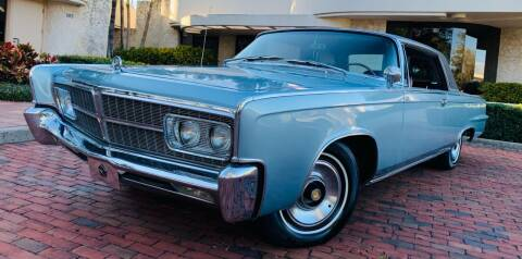 1965 Chrysler Imperial for sale at PennSpeed in New Smyrna Beach FL