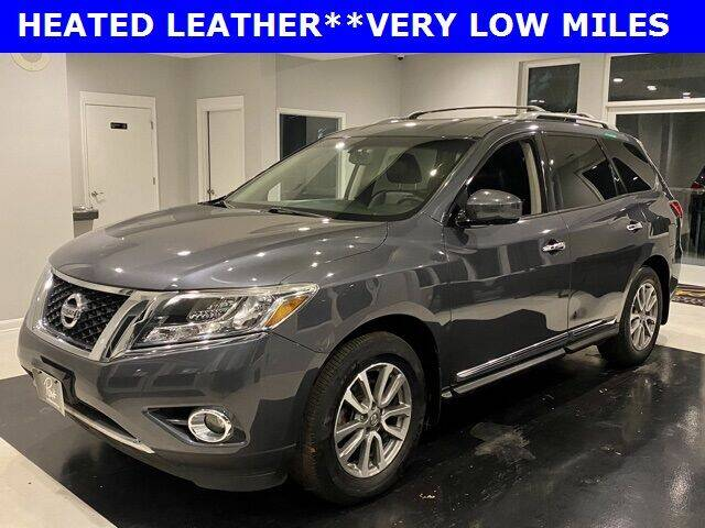 2013 Nissan Pathfinder for sale at Ron's Automotive in Manchester MD