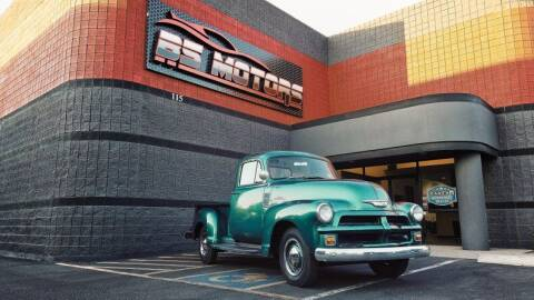 1954 Chevrolet 3100 for sale at B5 Motors in Gilbert AZ