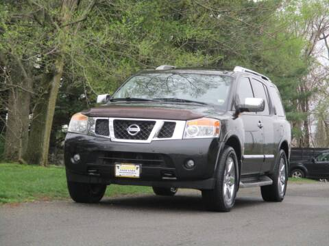 2012 Nissan Armada for sale at Loudoun Used Cars in Leesburg VA