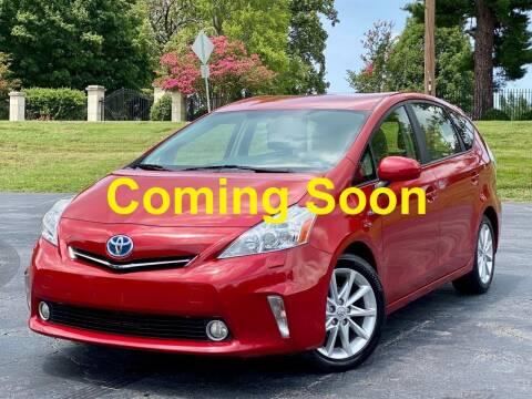 2014 Toyota Prius v for sale at Sebar Inc. in Greensboro NC