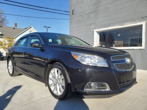 2013 Chevrolet Malibu for sale at Number 1 Car Company in Detroit MI