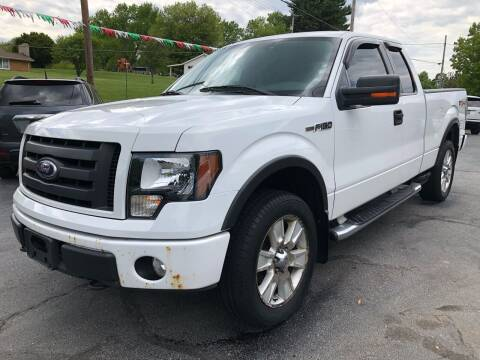 2010 Ford F-150 for sale at Approved Motors in Dillonvale OH
