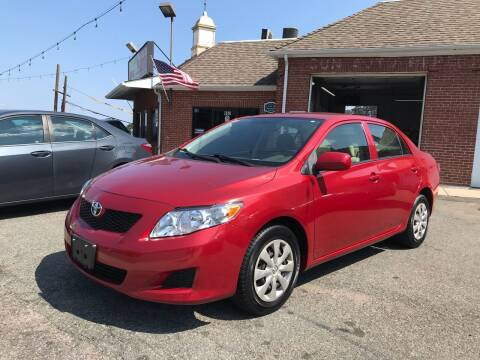 2009 Toyota Corolla for sale at Real Auto Shop Inc. in Somerville MA