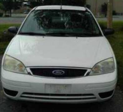 2007 Ford Focus for sale at 2 Way Auto Sales in Spokane Valley WA