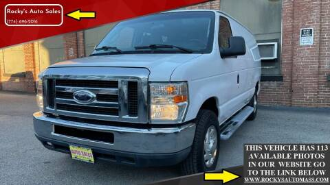 2011 Ford E-Series Cargo for sale at Rocky's Auto Sales in Worcester MA