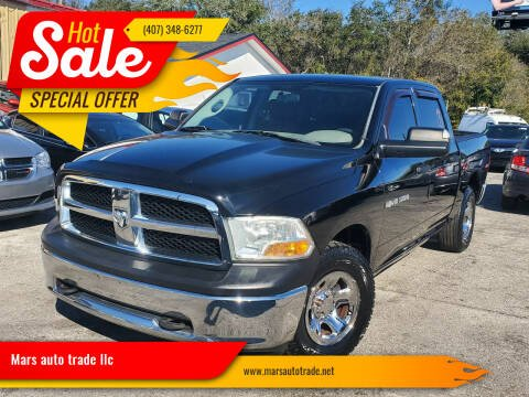 2012 RAM Ram Pickup 1500 for sale at Mars auto trade llc in Kissimmee FL