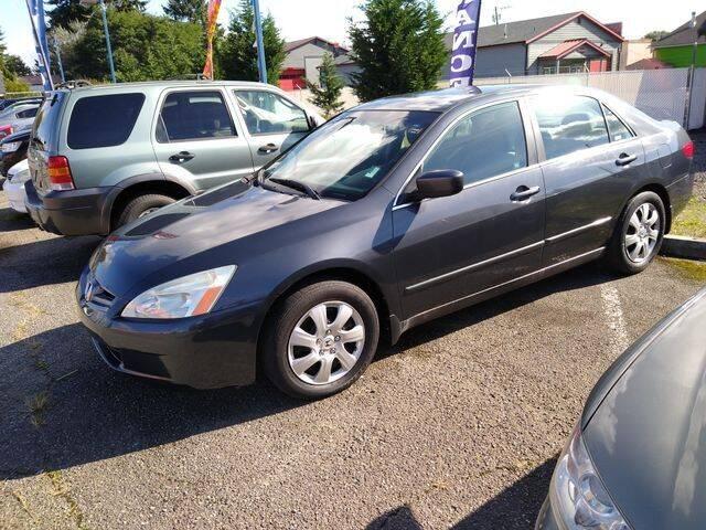 2005 Honda Accord for sale at MK MOTORS in Marysville WA