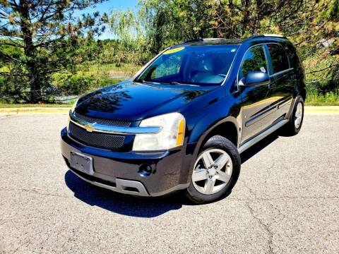 2009 Chevrolet Equinox for sale at Excalibur Auto Sales in Palatine IL