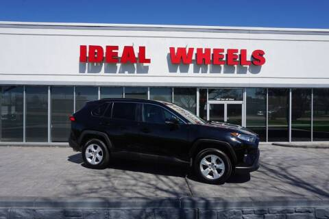 2020 Toyota RAV4 for sale at Ideal Wheels in Sioux City IA
