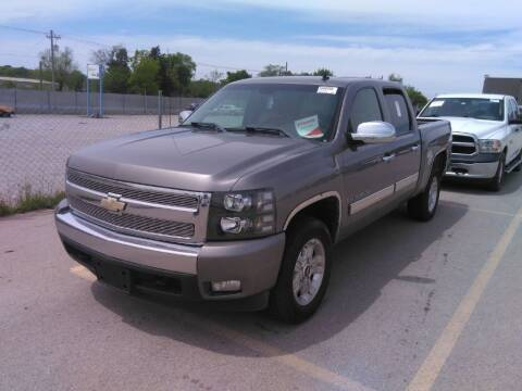 2008 Chevrolet Silverado 1500 for sale at Buy Here Pay Here Lawton.com in Lawton OK