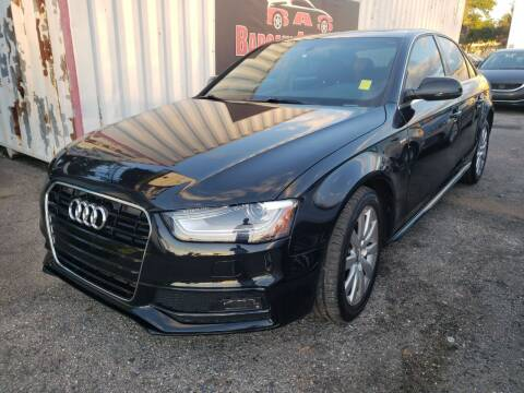 2015 Audi A4 for sale at Bargain Auto Sales in West Palm Beach FL