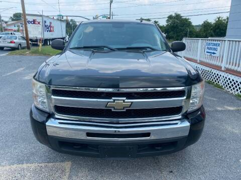 2009 Chevrolet Silverado 1500 for sale at Fuentes Brothers Auto Sales in Jessup MD