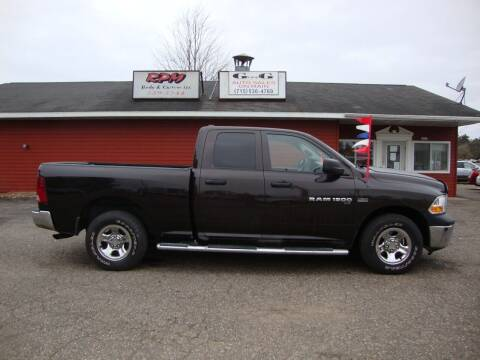 2011 RAM Ram Pickup 1500 for sale at G and G AUTO SALES in Merrill WI