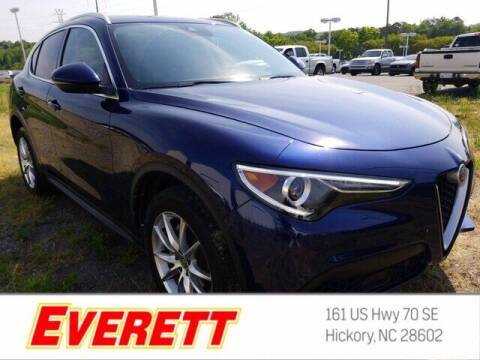2018 Alfa Romeo Stelvio for sale at Everett Chevrolet Buick GMC in Hickory NC