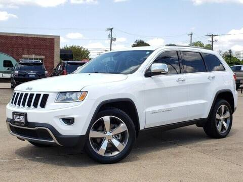 2015 Jeep Grand Cherokee for sale at Tyler Car  & Truck Center in Tyler TX