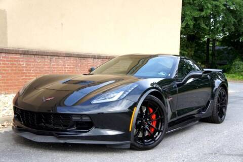 2019 Chevrolet Corvette for sale at CU Carfinders in Norcross GA