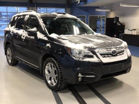 2018 Subaru Forester for sale at Simply Better Auto in Troy NY