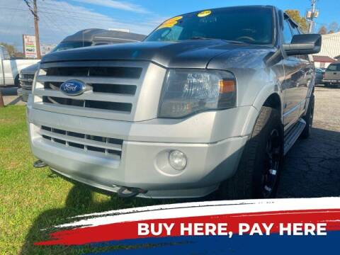 2007 Ford Expedition for sale at WINNERS CIRCLE AUTO EXCHANGE in Ashland KY