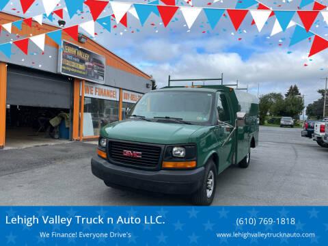 2006 GMC Savana Cutaway for sale at Lehigh Valley Truck n Auto LLC. in Schnecksville PA