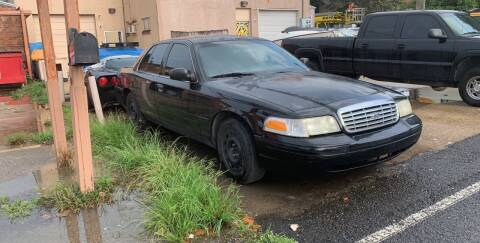2006 Ford Crown Victoria for sale at Crescent Collision Inc. in Jefferson LA