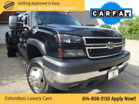 2006 Chevrolet Silverado 3500 for sale at Columbus Luxury Cars in Columbus OH