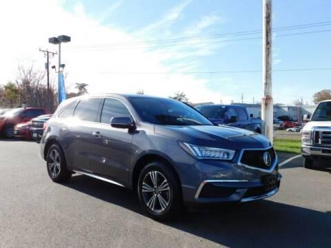 2017 Acura MDX for sale at Radley Cadillac in Fredericksburg VA