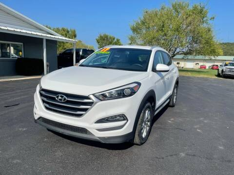 2017 Hyundai Tucson for sale at Jacks Auto Sales in Mountain Home AR