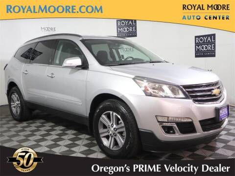 2016 Chevrolet Traverse for sale at Royal Moore Custom Finance in Hillsboro OR