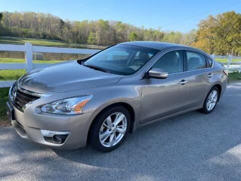 2014 Nissan Altima for sale at Cross Automotive in Carrollton GA