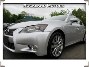 2013 Lexus GS 350 for sale at Rockland Automall - Rockland Motors in West Nyack NY