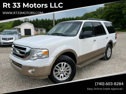 2011 Ford Expedition for sale at Rt 33 Motors LLC in Rockbridge OH