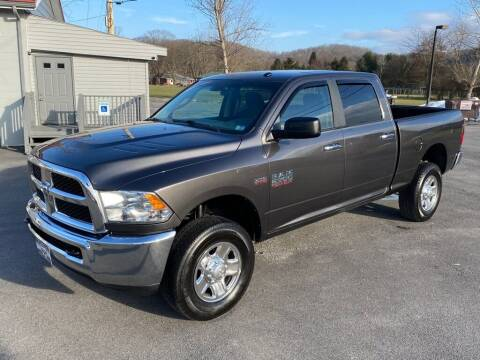 2017 RAM Ram Pickup 2500 for sale at Alexandria Auto Mart LLC in Alexandria PA