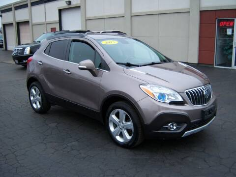 2015 Buick Encore for sale at Blatners Auto Inc in North Tonawanda NY
