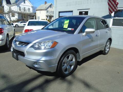 2007 Acura RDX for sale at Greg's Auto Sales in Dunellen NJ