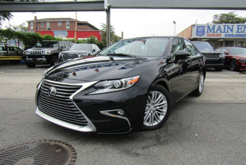 2017 Lexus ES 350 for sale at MIKEY AUTO INC in Hollis NY