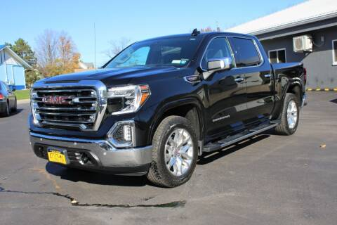 2019 GMC Sierra 1500 for sale at Great Lakes Classic Cars & Detail Shop in Hilton NY