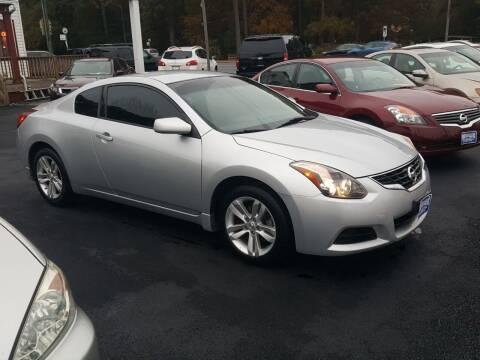 2010 Nissan Altima for sale at Premier Auto Sales Inc. in Newport News VA