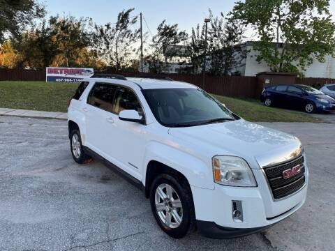 2014 GMC Terrain for sale at Detroit Cars and Trucks in Orlando FL