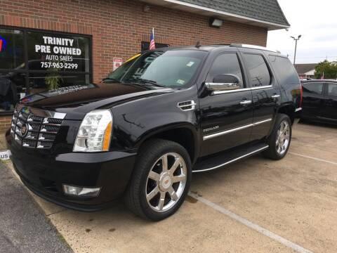 2014 Cadillac Escalade for sale at Bankruptcy Car Financing in Norfolk VA
