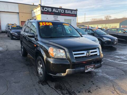 2008 Honda Pilot for sale at Lo's Auto Sales in Cincinnati OH