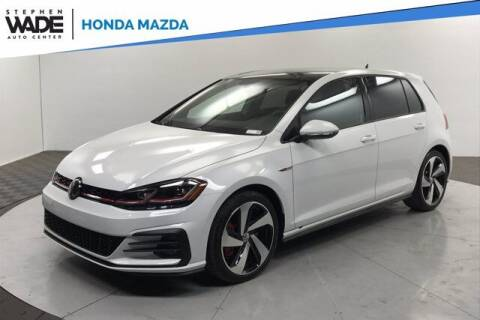 2019 Volkswagen Golf GTI for sale at Stephen Wade Pre-Owned Supercenter in Saint George UT