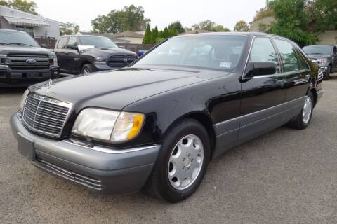 1995 Mercedes-Benz S-Class for sale at Olger Motors, Inc. in Woodbridge NJ