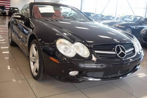 2004 Mercedes-Benz SL-Class for sale at Legend Auto in Sacramento CA