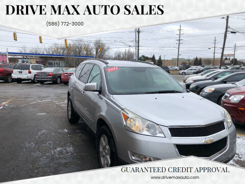 2011 Chevrolet Traverse for sale at Drive Max Auto Sales in Warren MI