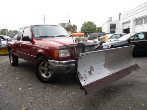 2001 Ford Ranger for sale at Unlimited Auto Sales Inc. in Mount Sinai NY