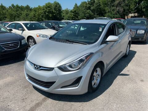 2014 Hyundai Elantra for sale at Best Buy Auto Sales in Murphysboro IL